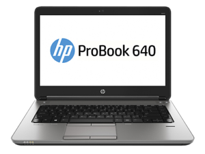 HP Probook 640 G1 i5 met 128GB SSD