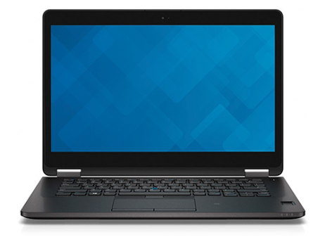 Dell Latitude E7470 met 8GB en 256GB SSD